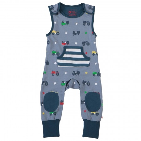 Piccalilly Tractor Dungarees