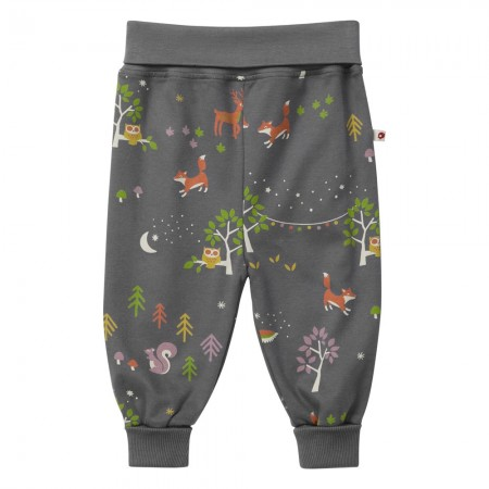 Piccalilly Winter Woodland Pull-Up Trousers