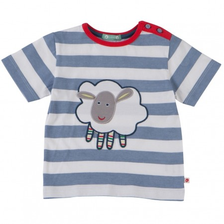 Piccalilly Woolly Sheep S/S T-Shirt