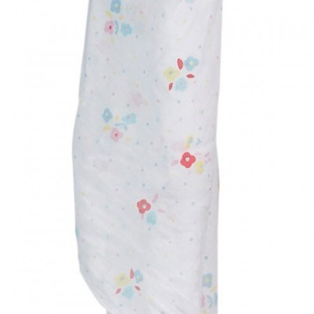 Piccalilly Floral Muslin Swaddle