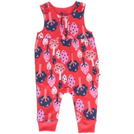 Piccalilly Forest Dungarees