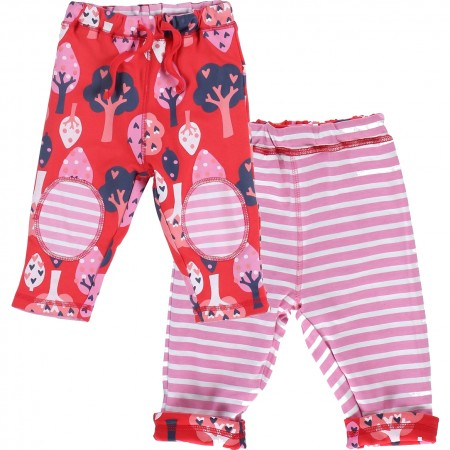 Piccalilly Forest Reversible Trousers