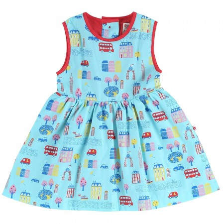 Piccalilly London Classic Dress