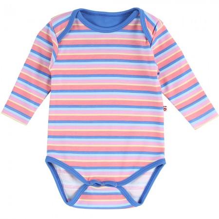 Piccalilly Rainbow Stripe Baby Body
