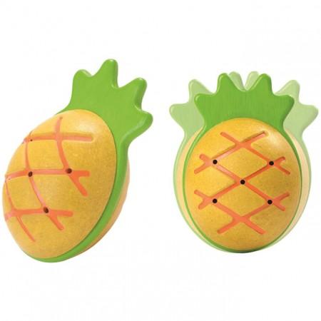 Plan Toys Pineapple Maraca