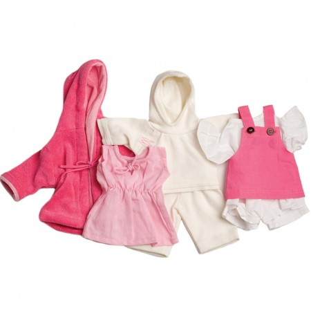 Peppa Pink 30cm Doll Outfits