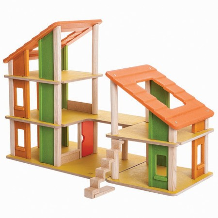 Plan Toys Chalet Dolls' House