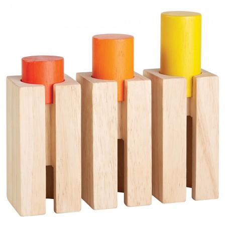 Plan Toys Height & Depth Blocks