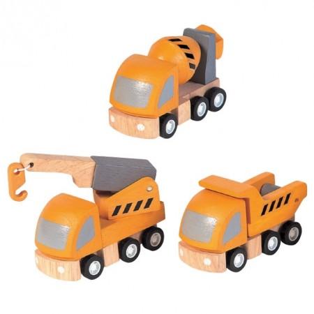 Plan Toys Highway Maintenance PlanWorld