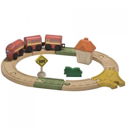 Plan Toys Oval Railway