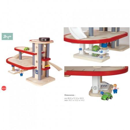 Plan Toys Parking Garage 6611