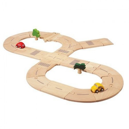 Plan Toys Road System Standard PlanWorld