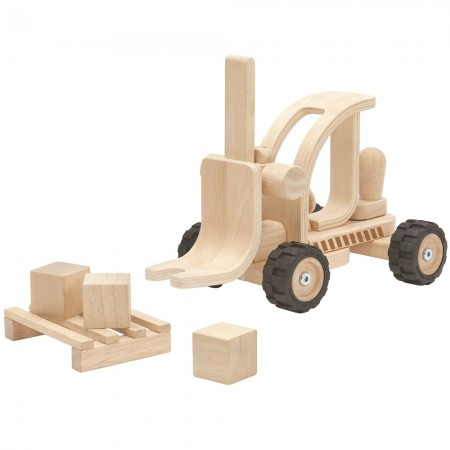 Plan Toys Special Edition Fork Lift