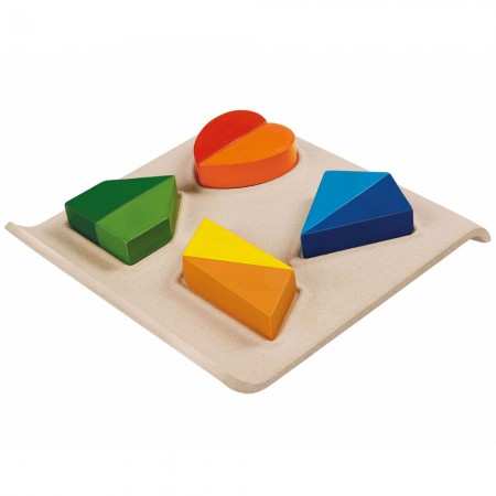 Plan Toys Twist & Shape