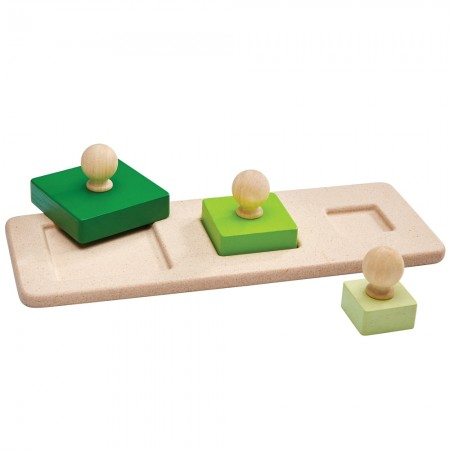 Plan Toys Square Matching Puzzle