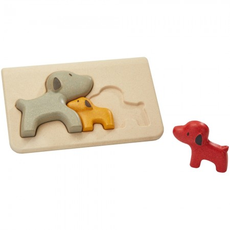Plan Toys Dog Puzzle