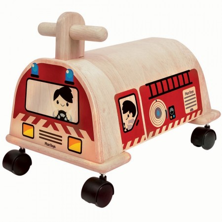 Plan Toys Ride On Fire Engine