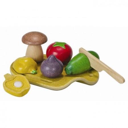 Plan Toys Natural Kitchen Set