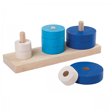Plan Toys Trio Stacking