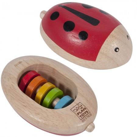 Plan Toys Ladybug Bead