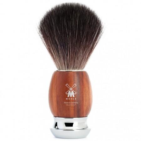 MÜHLE Plumwood Black Fibre Shaving Brush