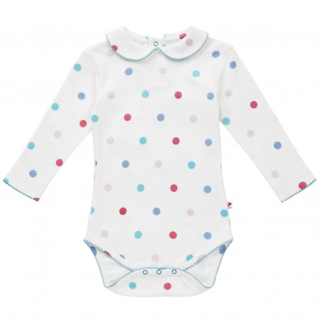 Piccalilly Polka Baby Body