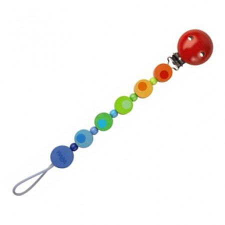 Haba Rainbow Pacifier Chain