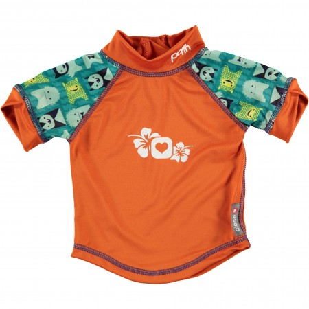 Pop-In Rash Vest - Herman Monster
