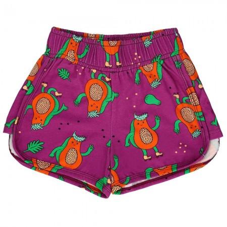 Raspberry Republic Papaya Power Shorts
