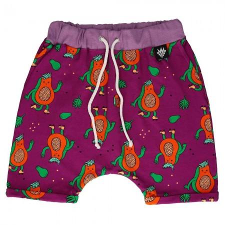 Raspberry Republic Papaya Power Sweat Shorts
