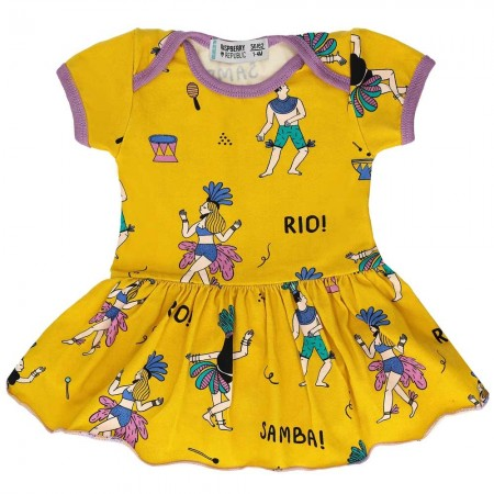Raspberry Republic Samba de Janeiro SS Body Skirt