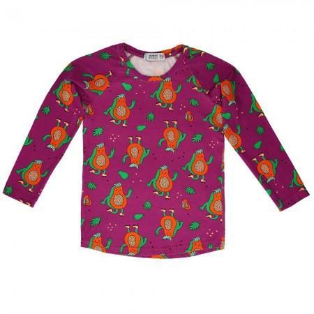 Raspberry Republic Papaya Power LS T-Shirt