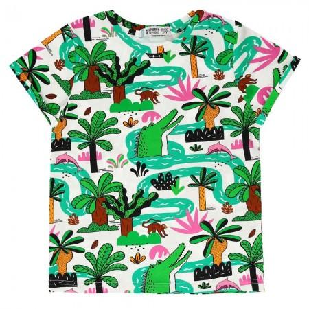 Raspberry Republic Amazing Amazonia T-Shirt