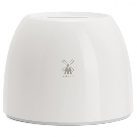 MÜHLE Traditional White Porcelain Blade Bank