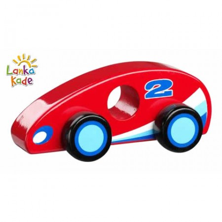 Lanka Kade No 2 Red Car