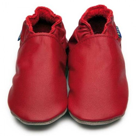 Inch Blue Red Shoes
