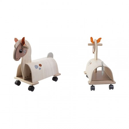 Plan Toys Ride On Pony