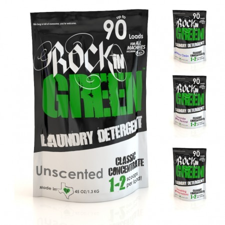 Rockin' Green Classic Rock 1.3Kg