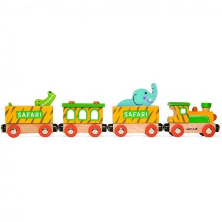 Janod Safari Train