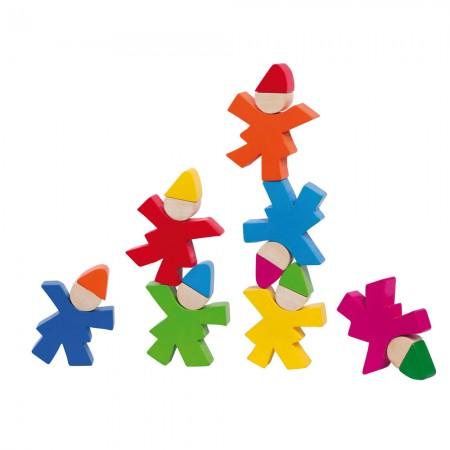 Selecta Stacking Gnomes