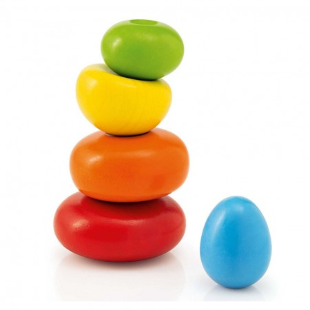 Selecta Building Balance Wobbly Rocks
