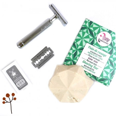 Zero Waste Shaving Gift Set