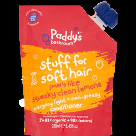 Paddy's Bathroom Stuff for Soft Hair