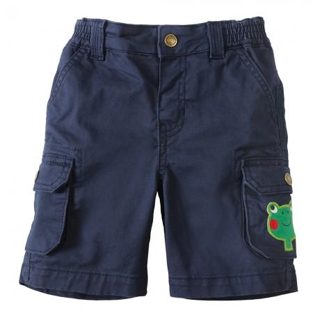 Frugi Frog Little Explorer Shorts
