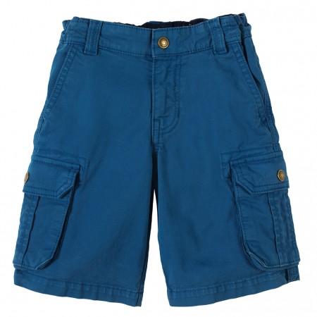 Frugi Ink Blue Explorer Shorts