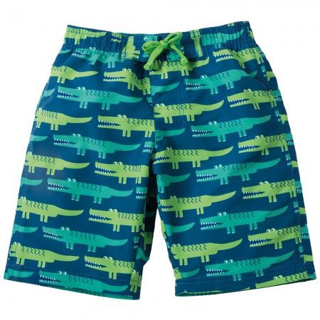 Frugi Crocs Little Board Shorts