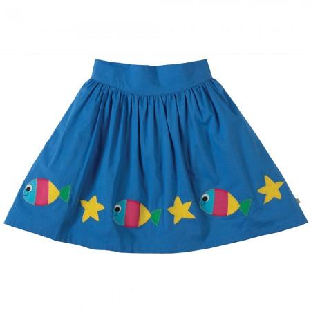 Frugi Fish St Mawes Skirt
