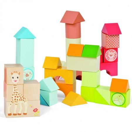 Janod Sophie 36 Block Set