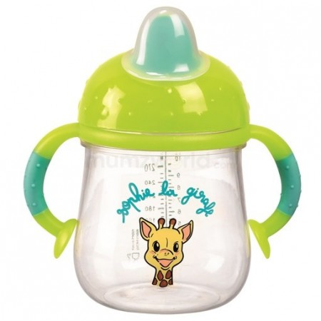 Sohpie the Giraffe 3-in-1 Trainer Cup