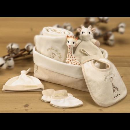 So Pure Sophie the Giraffe Gift Set
